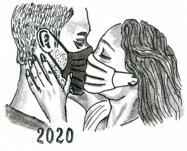 Карикатура: Любить по-новому, Юрий Жиловец