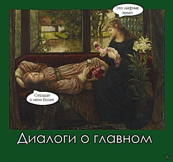 Мем: Дом-музей Чехова, Кондратъ