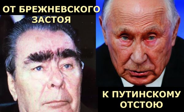 Мем: От брежневского застоя к путинскому отстою, Патрук
