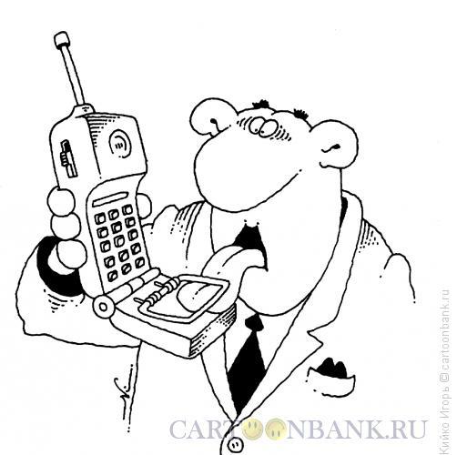 Карикатура: Капкан, Кийко Игорь