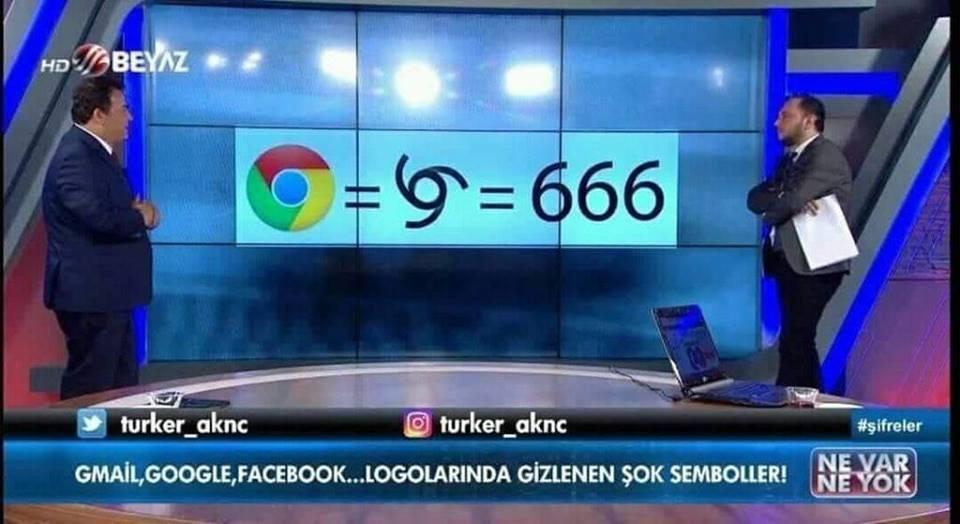 Мем: Турецкое телевидение совершило эпохальное открытие и наконец-то разоблачило пиндосорептилоидный Гугл., fpfhn