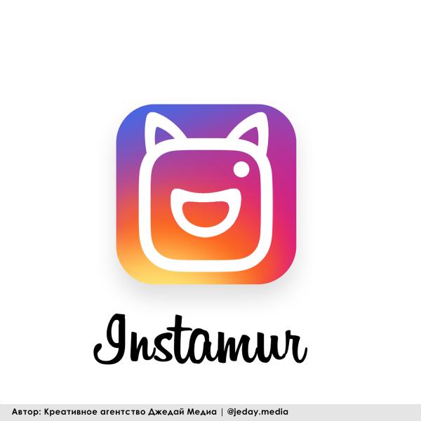 Мем: Кошачий Instagram, JedyMedia