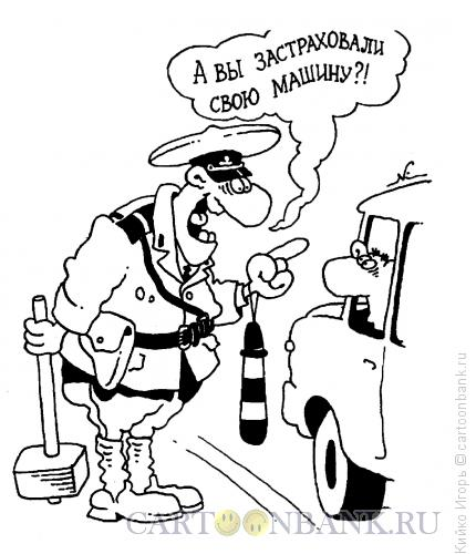 Карикатура: Хороший вопрос, Кийко Игорь
