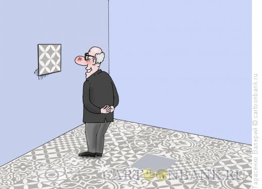 Карикатура: Шедевр, Тарасенко Валерий