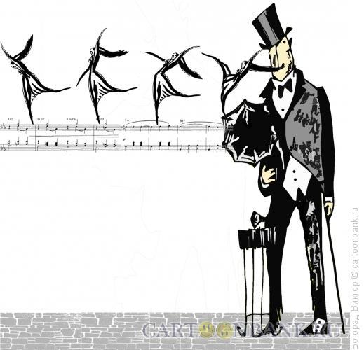 Карикатура: Волокита, Богорад Виктор