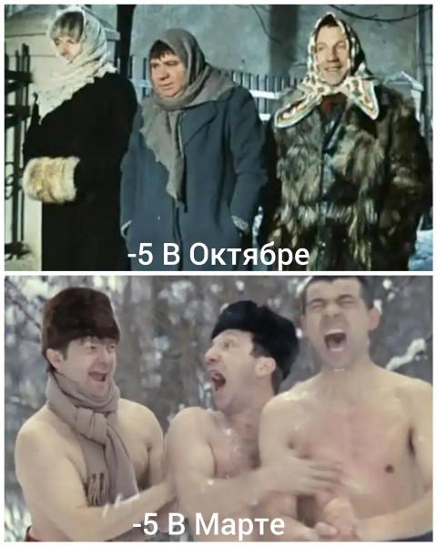 Мем: Погода, Ваня К