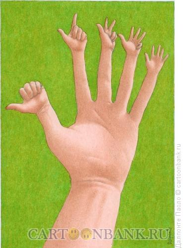 Карикатура: номера, Далпонте Паоло