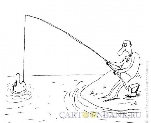 Карикатура: Голод, Шилов Вячеслав