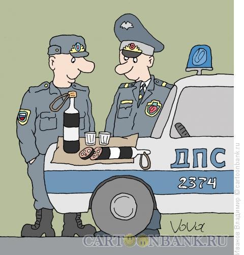 Карикатура: Жезлы, Иванов Владимир