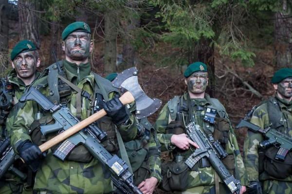 Мем: Армия Швеции продолжает модернизацию оружия!, комент