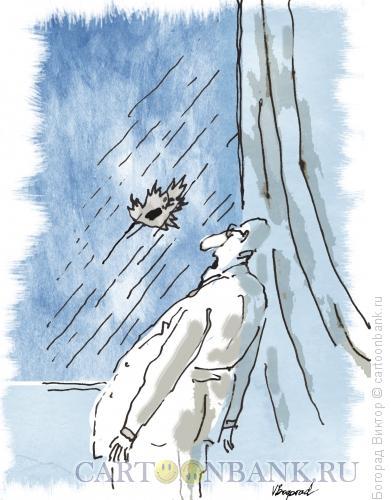 Карикатура: Спор, Богорад Виктор