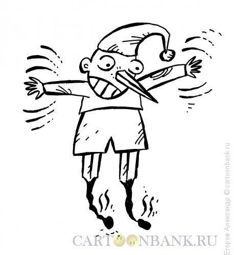 Карикатура: они устали, Егоров Александр