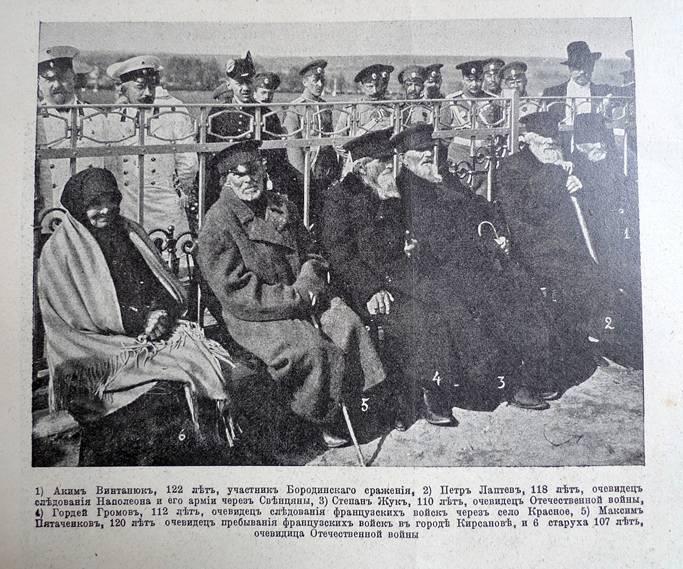 Мем: Снимок 1912 года