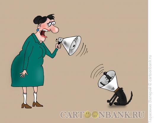 Карикатура: Голос!, Тарасенко Валерий