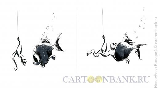 Карикатура: Чудовище, Новосёлов Валерий
