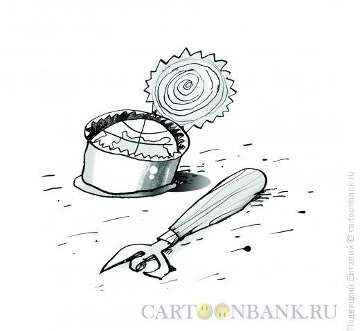Карикатура: Открой мир, Подвицкий Виталий