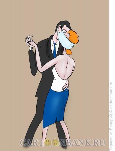 Карикатура: Танец, Тарасенко Валерий