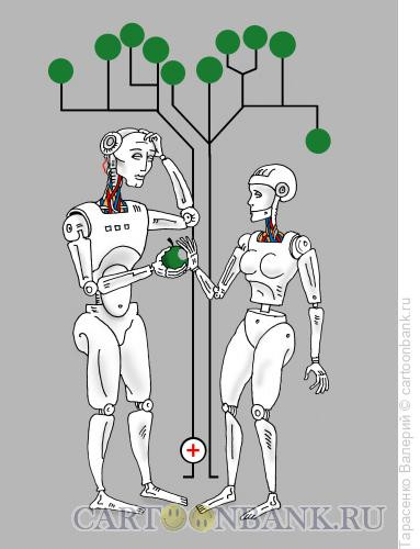 Карикатура: Новая история, Тарасенко Валерий