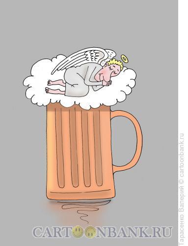 Карикатура: Отдых, Тарасенко Валерий