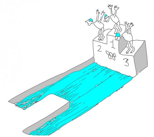 Карикатура: Предсказуемый результат, Юрий Санников