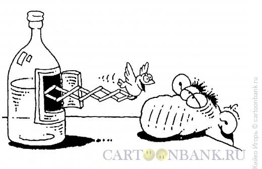 Карикатура: Галлюционация, Кийко Игорь
