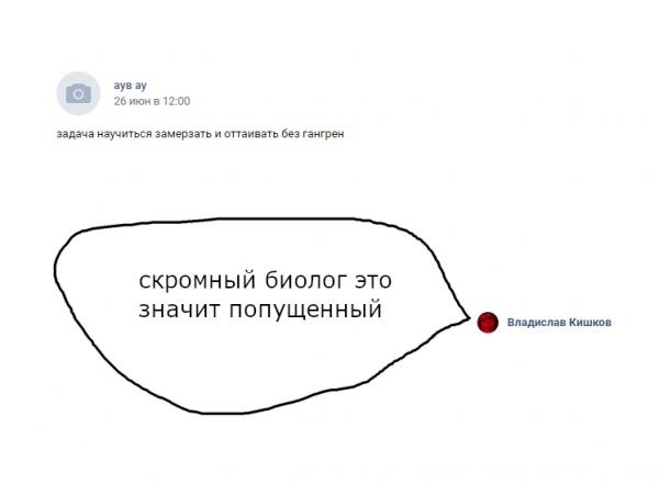 Мем: Владислав Кишков