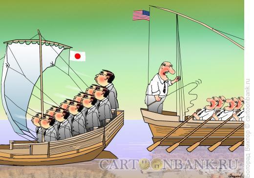 Карикатура: Системы управления сотрудниками, Богорад Виктор