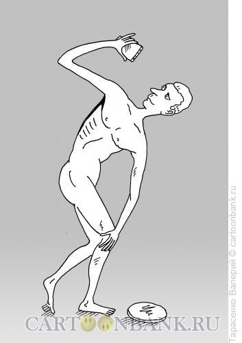 Карикатура: Селфи, Тарасенко Валерий