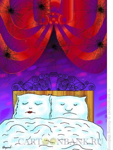 Карикатура: Идеальная пара, Богорад Виктор
