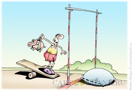 Карикатура: Цена победы, Кийко Игорь