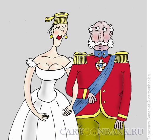 Карикатура: Эполетка, Тарасенко Валерий