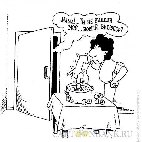 Карикатура: Душевная простота, Кийко Игорь