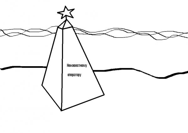 Карикатура: Где-то под Норильском, Асталависта Сеньора