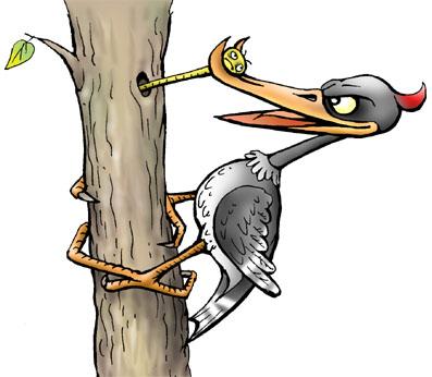 Карикатура: Выдерга, Глеб Андросов