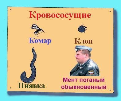 Карикатура: Паразиты средней полосы россии, Игорь Ревякин