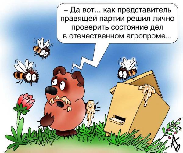 Карикатура: СКОРО ВЫБОРЫ, Андрей Бузов