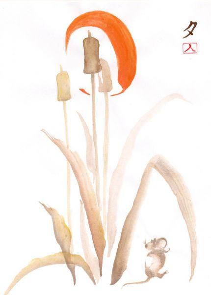 Карикатура: Камышь, Рябов Евгений