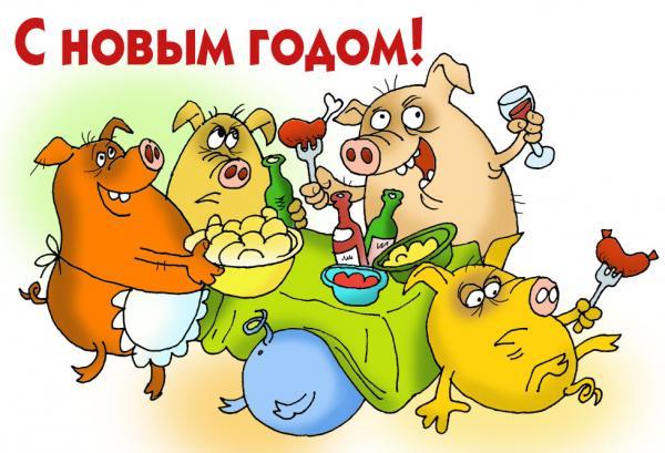 Карикатура, Владимир Макаренко