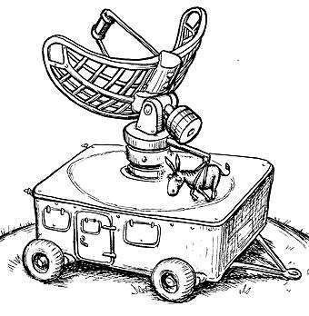 Карикатура: Высокие технологии, Глеб Андросов