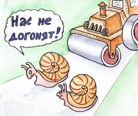 Карикатура: без названия, Игорь Ревякин