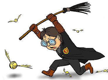 Карикатура: Так-то вернее!, Глеб Андросов