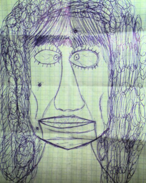 Карикатура: Марун, Оно вам ничего не скажет