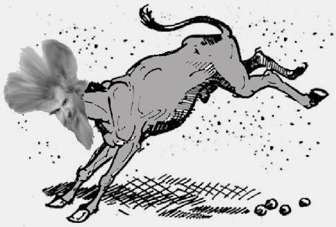 Карикатура: sherif-moderator ABV.bg, magaren