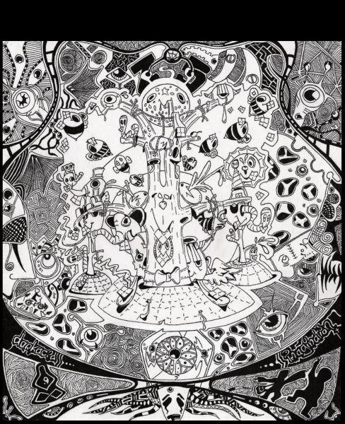 Карикатура: psy25.imagination(acid5ugar), darkacid25