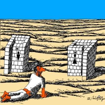 Карикатура, Мир-Теймур Мамедов