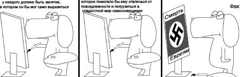 Карикатура: комикс, Малыгин
