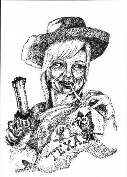 Карикатура: Душа домохозяйки, Владимир
