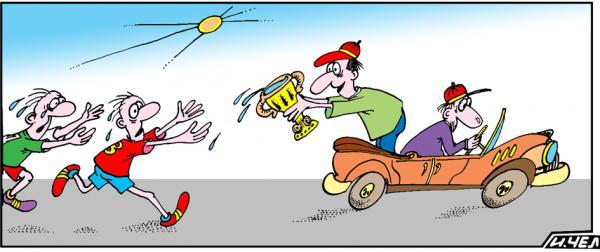 Карикатура, Игорь Челмодеев
