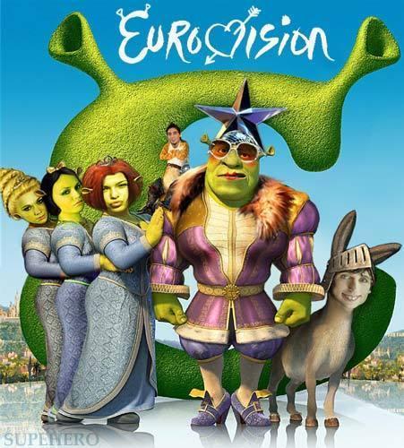 Карикатура: евровиденье?, ммААн