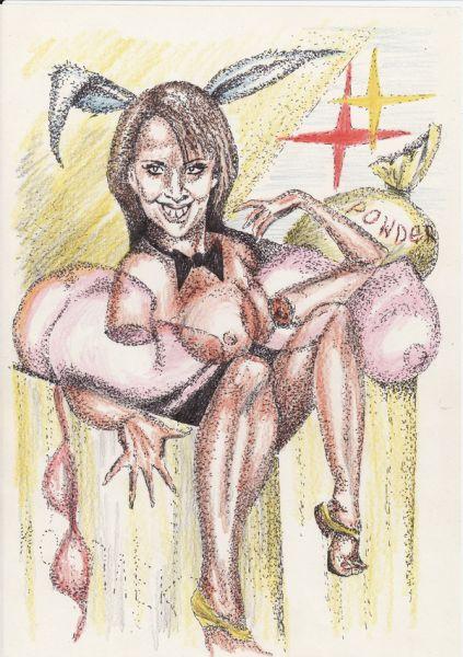Карикатура: Комплект для постера, Владимир